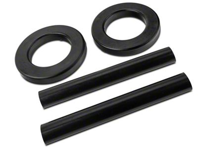 Add SR Performance Polyurethane Spring Isolators - Front (79-04 All)