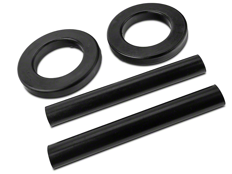 SR Performance Polyurethane Spring Isolators - Front (79-04 All)