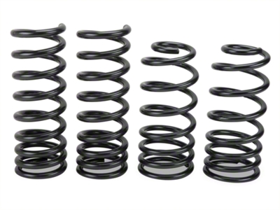 BBK Lowering Springs - Coupe & Convertible - Specific Rate (79-04 GT, Mach 1; 93-98 Cobra)