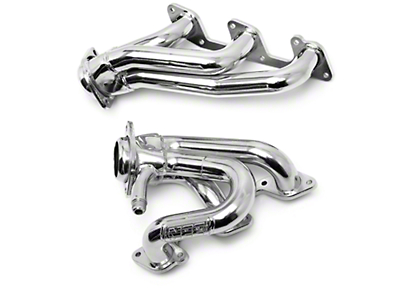 BBK Ceramic Tuned Length Shorty Headers (05-10 V6)