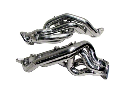 BBK Chrome Tuned Length Shorty Headers (11-14 GT)