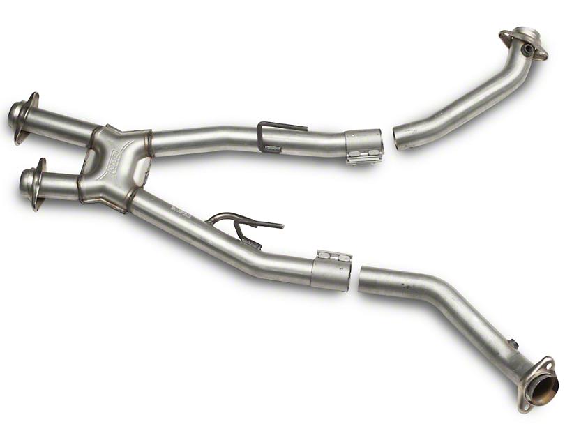 BBK Off-Road X-Pipe (86-93 5.0L)