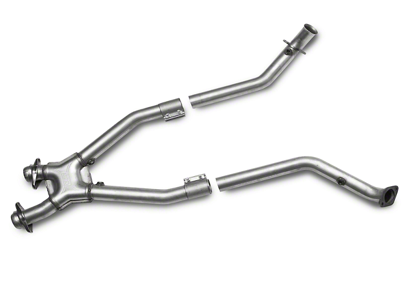 BBK Off-Road X-Pipe (99-04 4.6L)