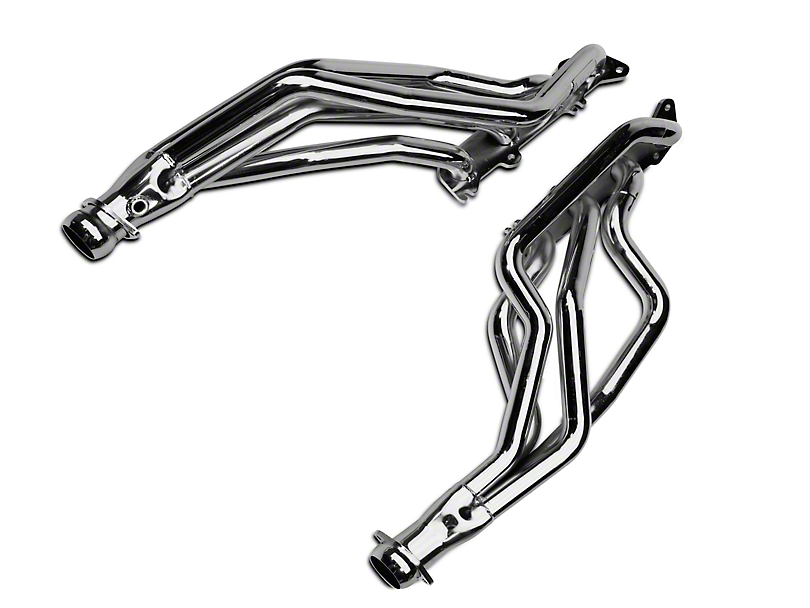 BBK Chrome Coyote 5.0L Mustang Swap Long Tube Headers 1634