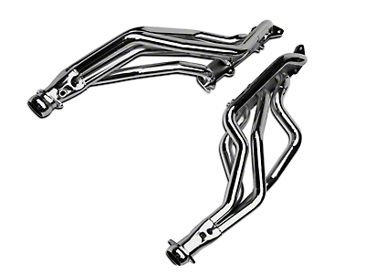 BBK Chrome Coyote 5.0L Swap Long Tube Headers (79-95 All)