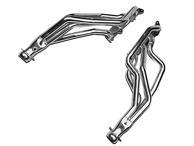 BBK Ceramic Coyote 5.0L Swap Long Tube Headers (79-95 All)