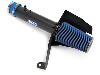 BBK Blackout Cold Air Intake (11-14 V6)