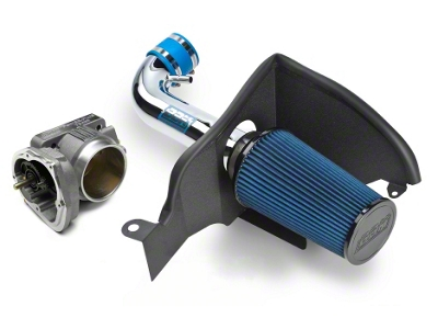 BBK CAI and 70mm Throttle Body Combo (05-10 V6)