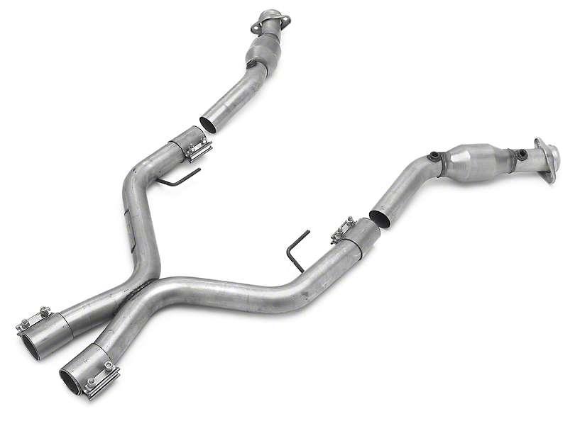 BBK True Dual Exhaust Conversion Kit (05-09 V6)
