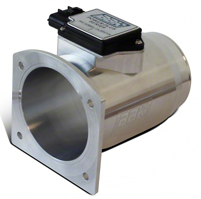BBK Billet Mass Air Meter for Factory Airbox and 24lb Injectors (94-95 GT)