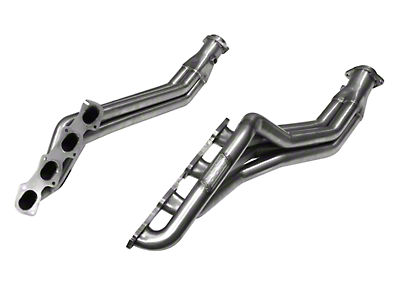 BBK Ceramic Long Tube Headers (07-14 GT500)