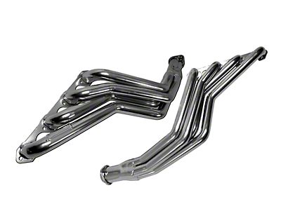 BBK Chrome Long Tube Headers 1-3/4in (79-93 5.8L - Manual)