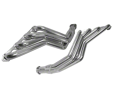 BBK Ceramic Coated Long Tube Headers 1-5/8in (79-93 5.0L - Manual)