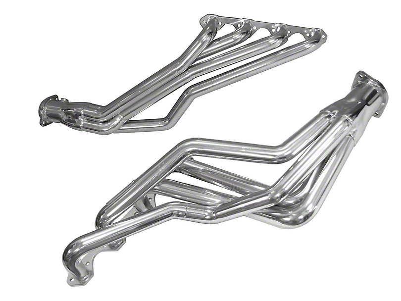 BBK Ceramic Coated Long Tube Headers 1-5/8 in. (79-93 5.0L - Auto)