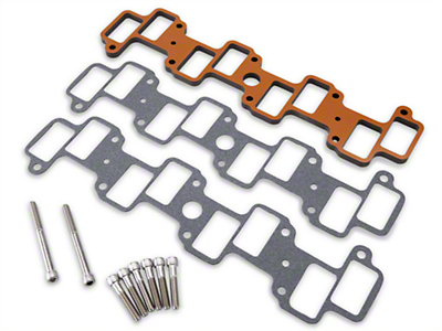 BBK SSi/SSi-R Phenolic Intake Spacer Kit (86-93 5.0L)