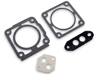 BBK Throttle Body Gasket Kit - 75mm (86-93 5.0L)