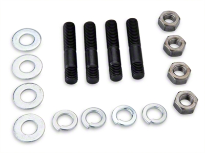 BBK Header Collector Hardware (79-95 5.0L)