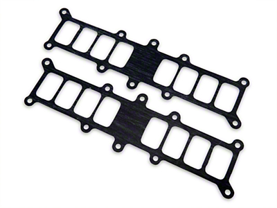 BBK Edelbrock Intake Manifold Gasket - Upper To Lower (86-95 5.0L)