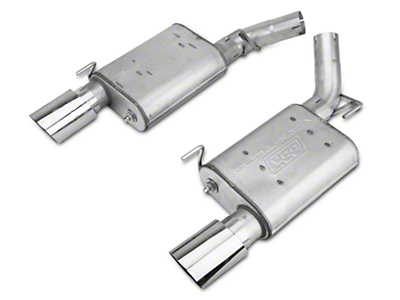 BBK Varitune Axle-Back Exhaust - Aluminized (05-10 GT)