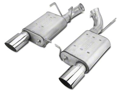 BBK Varitune Axle-Back Exhaust - Aluminized (11-14 GT)