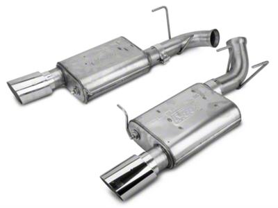 BBK Varitune Axle-Back Exhaust - Stainless Steel (11-14 GT)