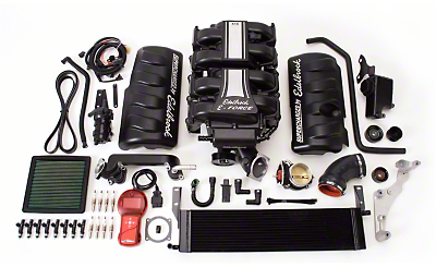 Edelbrock E-Force Stage 1 Street Supercharger Kit (05-09 GT)
