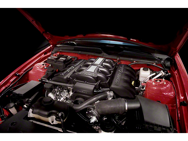 Edelbrock E-Force Stage 1 Street Supercharger - Complete Kit (10 GT)
