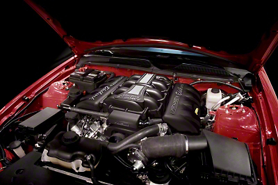 Edelbrock E-Force Supercharger Kit (10 GT)