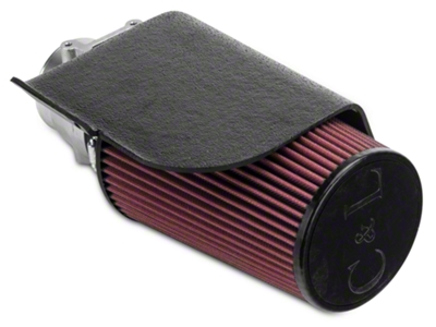 C&L Short Ram Air Intake w/ 80mm MAF (96-01 GT, Bullitt)