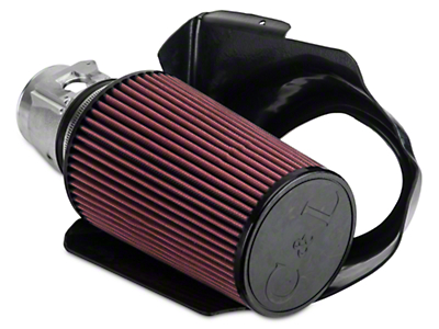 C&L Short Ram Air Intake w/85mm MAF (03-04 Mach 1)