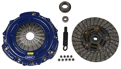 Spec Stage 1 Clutch (Late 01-04 GT, Mach 1; 99-04 Cobra)