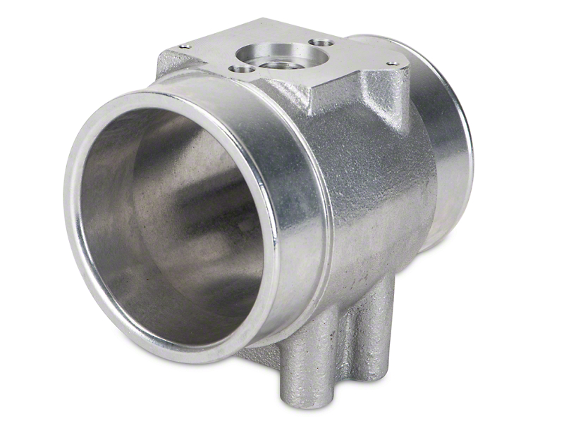 C&L 73mm Mass Air Meter / Sensor Housing (86-93 5.0L, Excludes Cobra)