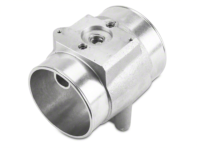 C&L 76mm Mass Air Meter / Sensor Housing (86-93 5.0L, Excludes Cobra)