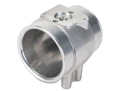 C&L 80mm Mass Air Meter / Sensor Housing (86-93 5.0L, Excludes Cobra)