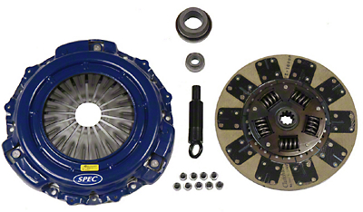 Spec Stage 2 Clutch (Late 01-04 GT, Mach 1; 99-04 Cobra)