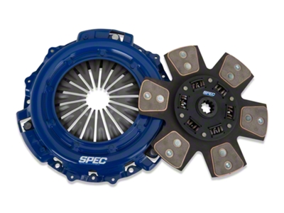 Spec Stage 3 Clutch (86-Mid 01 GT; 93-98 Cobra)