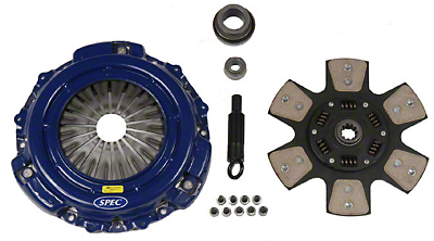 SPEC Stage 3 Clutch (Late 01-04 GT, Mach 1; 99-04 Cobra)