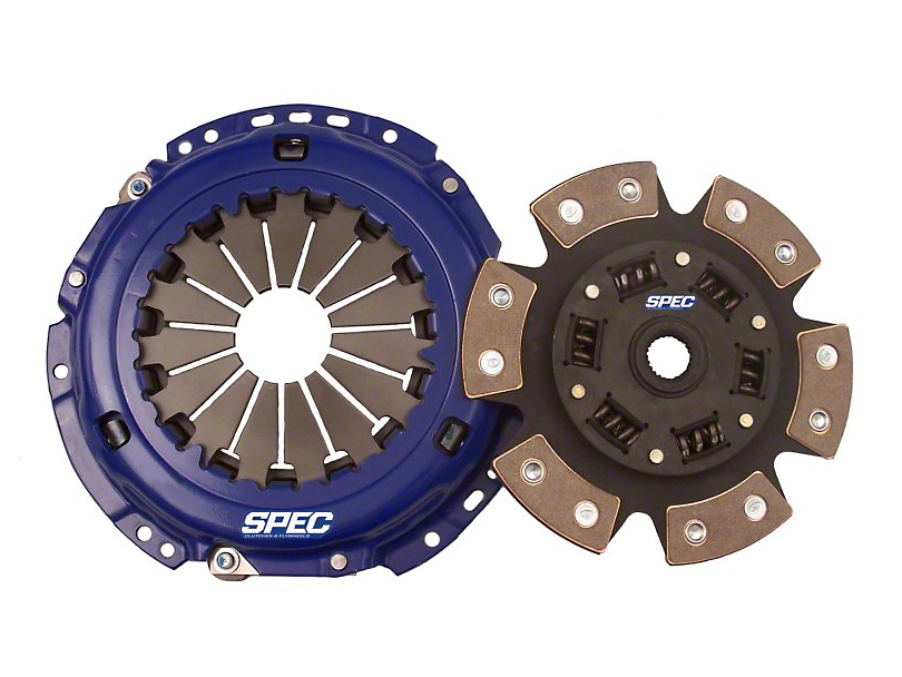 Spec Stage 3 Clutch (05-10 GT)