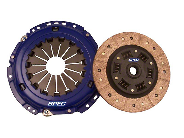 Spec Stage 3+ Clutch (86-Mid 01 GT; 93-98 Cobra)