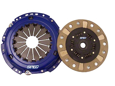 Spec Stage 2+ Clutch (Late 01-04 GT, Mach 1; 99-04 Cobra)