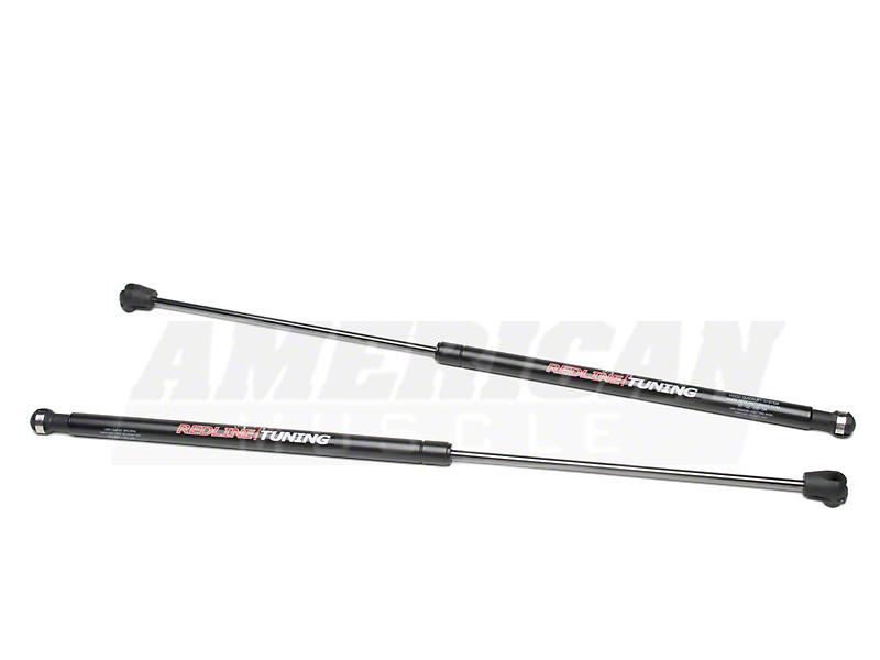 RedLine Tuning Quicklift Plus Mustang Hood Struts (05-11)