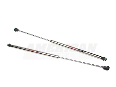 RedLine Tuning Quicklift Elite Hood Struts (05-14 All)