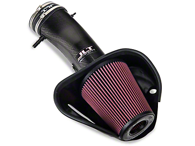 JLT Big Air Cold Air Intake - Carbon Fiber (10-14 GT500)