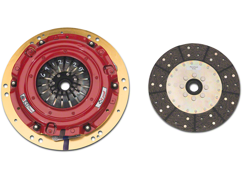 McLeod RST Twin Disc 800HP Clutch (11-14 GT, BOSS)