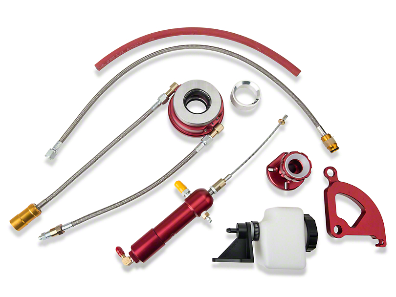 McLeod Hydraulic Clutch Conversion Kit (96-04 GT)