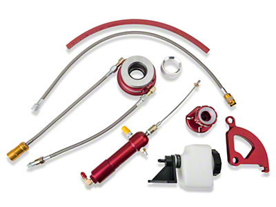 McLeod Hydraulic Clutch Conversion Kit (96-04 GT; 03-04 Cobra)