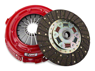 McLeod Super Street Pro Clutch - Upgraded 26 Spline (86-Mid 01 GT; 93-98 Cobra)