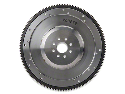 McLeod Racing Lightened Steel Flywheel - 8 Bolt (96-04 Cobra, Mach 1; 99-Mid 01 GT; 11-14 GT)