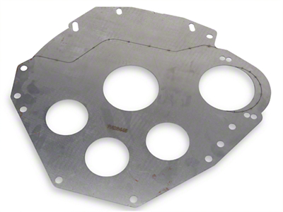 Performance Automatic Universal Block Plate (79-95 5.0L, 5.8L)
