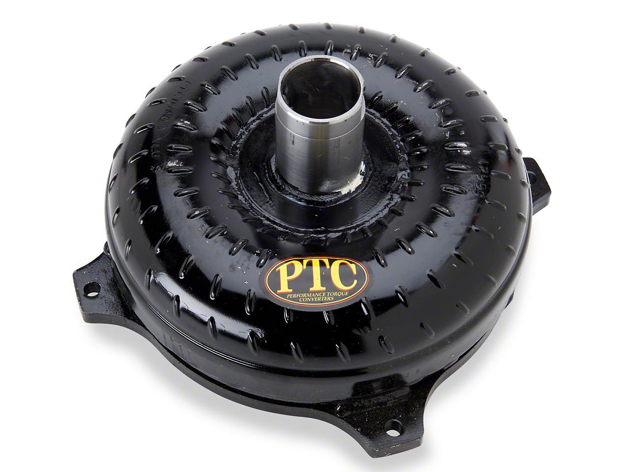 Performance Automatic AOD 10inch Non-Lockup Torque Converter - 3200 RPM Stall (83-93 5.0L)